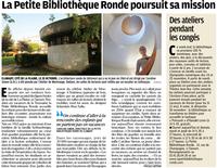 Petite Bibliothèque Ronde