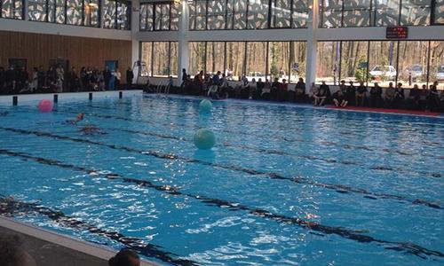 Retour sur l 39 inauguration de la piscine clamart for Piscine clamart