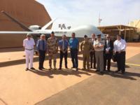 Détachement drone de niamey
